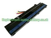 AL15B32 Battery, Acer AL15B32 Aspire V5-591G Replacement Laptop Battery
