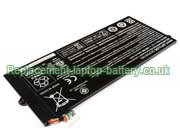 AP13J3K Battery, Acer AP13J3K AP13J4K Chromebook C720 C720P C740 Battery Replacement