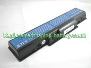 Acer AS07A31, AS07A32, AS07A41, AS07A42, AS07A51, AS07A71, Aspire 4310, 4315, 4510, Aspire 4520, Aspire 4710, Aspire 4920 Replacement Laptop Battery
