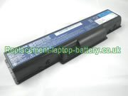 GATEWAY AS09A36, AS09A73, AS09A70, AS09A75 Laptop Battery 6 cells