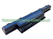Acer AS10D31 AS10D41 AS10D51 AS10D75 Aspire 5741G 4741ZG Series Battery 6-Cell