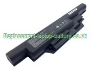 Averatec LI2206-01 #8375 SCUD, 23+050661+00 Battery 11.1V 6-Cell