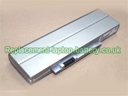 Replacement Laptop Battery for  6600mAh UNIWILL 23-050170-10, LBAV3KL, SA89-62500701, N222,