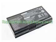 Replacement Laptop Battery for  4400mAh ASUS A32-N70, A32-F70,