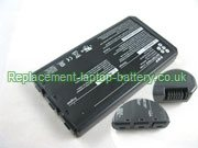 Replacement Laptop Battery for  4800mAh PACKARD BELL Easynote S4, Easynote S5928,