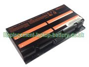 Replacement Laptop Battery for  62WH EUROCOM Eurocom Shark 4,