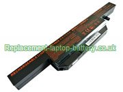 N650BAT-6 Battery, Clevo N650BAT-6 6-87-N650S-4UF1 6-87-N650S Replacement Laptop Battery