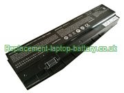 Replacement Laptop Battery for  47WH SAGER NP6852, NP5870, NP5852, NP5850,