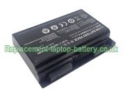 P157SMBAT-8 Battery, Clevo P157SMBAT-8  6-87-P157S-4272 P157SM P177SM-A Replacement Laptop Battery