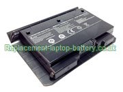 Replacement Laptop Battery for  5900mAh EUROCOM X7 Series, X8 Series,