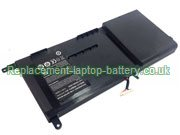 Replacement Laptop Battery for  60WH EUROCOM Sky MX5 R3,