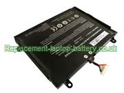 Replacement Laptop Battery for  55WH EUROCOM Q5,