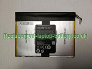 S210BAT-2 Battery, Clevo S210BAT-2 6-87-S210S-4W6 Replacement Laptop Battery