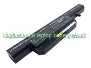 W240BUBAT-3 Battery, Clevo W240BUBAT-3 6-87-W240S-4YF 6-87-W240S-4PF Replacement Laptop Battery 3-Cell