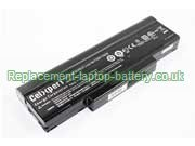 Replacement Laptop Battery for  7200mAh ASUS A32-Z96, SQU-528, SQU-605, SQU-511,