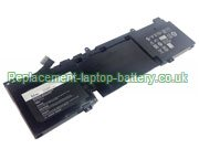 Dell 3V806 3V8O6 Alienware ECHO 13 QHD Replacement Laptop Battery 14.8V