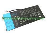 427TY Battery, 427TY Dell Replacement Battery 3.7V Li-Polymer
