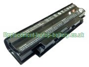 Dell J1KND, Inspiron 13R N3010, Inspiron 14R N4010, Inspiron 15R N5010, Inspiron 17R N7010 Replacement Laptop Battery