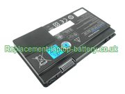 CFF2H Battery, Dell CFF2H, 0FP4VJ, Inspiron M301z, Inspiron 13Z N301Z N301ZD Battery 6-Cell