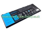 Dell FWRM8 PPNPH 1XP35 C1H8N Latitude 10 ST2 ST2e Tablet  Replacement Battery 7.4V