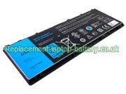 PPNPH Battery, Dell PPNPH, FWRM8, KY1TV, 1XP35, Latitude 10 ST2 Tablet Replacement Battery 7.4V