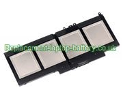 6MT4T Battery, Dell 6MT4T Latitude 15 E5570  Replacement Laptop Battery