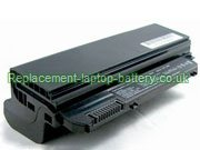8-Cell Dell W953G Inspiron Mini 9, Inspiron 910 Replacement Laptop Battery 4400mAh