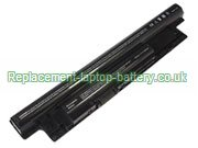 MR90Y N121Y Battery 11.1V for Dell Inspiron 14R 421 5421 5437 Inspiron 15R-5521 3521 15R 5521 Inspiron 17 3721 Inspiron 17R 5721 5537 Laptop