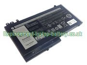 NGGX5 Battery, Dell NGGX5 Latitude 12 E5270 Replacement Laptop Battery