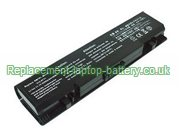 Dell MT342, RM791, KM973, KM976, Studio 1735, Studio 1737 Replacement Laptop Battery