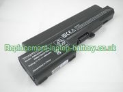 Dell BATFT00L6, RM627, RM628, Vostro 1200 Replacement Laptop Battery 11.1V