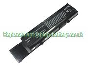 Dell Y5XF9, 0TY3P4, 7FJ92, Vostro 3400 3500 3700 Replacement Laptop Battery 11.1V 6-Cell