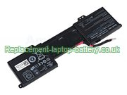Dell WW12P 9YXN1 TR2F1 Inspiron DUO 1090 Tablet PC Battery 14.8V