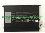 YN6W9 Dell Replacement Laptop Battery 7.4V