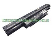 Nec PC-VP-WP137 OP-570-77021 LS550MSR LS350MSR LS150MSR LS700NSR Replacement Laptop Battery