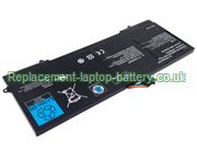 Fujitsu FPCBP372 FMVNBP220 FPB0281 Lifebook U772 Replacement Laptop Battery