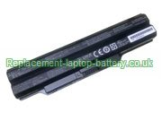 FPCBP391 Battery, Fujitsu FPCBP391 FMVNBP224W Replacement Laptop Battery