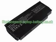Fujitsu-Siemens Amilo Mini Ui 3520, SMP-CWXXXPSA4, LifeBook M1010 Replacement Laptop Battery