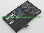 Replacement Laptop Battery for  8000mAh GETAC 541387490003,