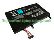 GNS-I60 Battery, Gigabyte GNS-I60 P35W v2 P35X v3 Replacement Laptop Battery