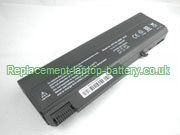 Replacement Laptop Battery for  7200mAh Long life HP COMPAQ HSTNN-IB68, Business Notebook 6535B, Business Notebook 6735b, HSTNN-XB24,