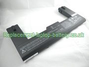 Replacement Laptop Battery for  3600mAh HP COMPAQ Business Notebook NC6200, Business Notebook 8510p, Business Notebook NC8200, 395793-311,