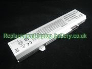 Replacement Laptop Battery for  4400mAh PHILIPS 3800#8162 PST, Freevents X50, 3800#8162 SCUD, Freevents X51,