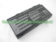 Replacement Laptop Battery for  4400mAh UNIWILL T410TU, T410IU-T300AQ,