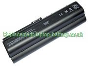 Replacement Laptop Battery for  8800mAh COMPAQ Presario V3000 Series, Presario V6000 Series,