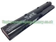 HP PR06, HSTNN-I02C, HSTNN-OB2R LB2R DB2R, ProBook 4330s 4431s 4530s 4535s 4730s Notebook PC Battery 6-Cell