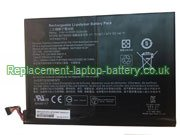 MLP3383115-2P Battery, HP MLP3383115-2P 789609-001 Pavilion X2 Tablet Battery Replacement