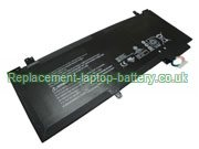 TG03XL Battery, HP TG03XL HSTNN-IB5F HSTNN-DB5F 723921-1C1 Split 13 x2 Replacement Laptop Battery