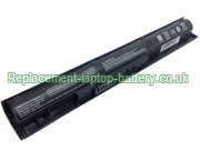 HP VI04 HSTNN-DB6J Envy 14-v0xx 14-u0xx Envy 15-k0xx 15-x0xx Envy 17-x0xx Replacement Laptop Battery 14.8V