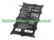 BL-T13 Battery, LG BL-T13 G Pad 10.1 V700 Tablet Battery Replacement